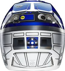 Racing V3 Star Wars R2d2 W Mips Le Mens Motocross Helmets