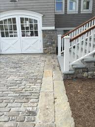 Useful And Attractive Ideas Paver Best 25 Cobblestone Driveway Ideas On Pinterest Diy Driveway