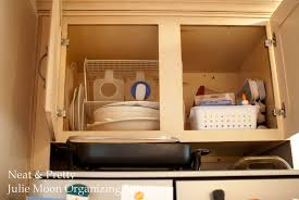 Kitchen Drawers Instead Of Cabinets Kitchen Cabinet Creativity Neat U0026 Pretty By Julie Moon