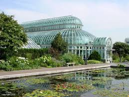 Prospect Park Botanical Garden Botanic Garden Conservatory Greenhouse Tree House Sun