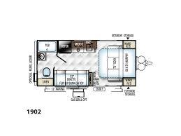 Rockwood Roo Floor Plans 2017 Forest River Rockwood Mini Lite 1902 Murray Ut Rvtrader Com