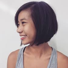 graduated bobs for long fat face thick hairgirls 40 most flattering bob hairstyles for round faces 2018