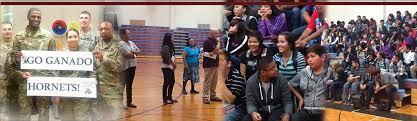 ganado high school yearbook clubs organizations ganado high school
