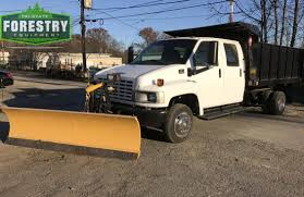 2003 gmc c5500 chipper truck tristate