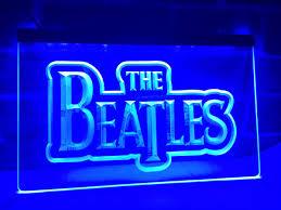 Neon Sign Home Decor Online Get Cheap The Beatles Lighted Neon Sign Aliexpress Com