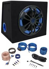 use car subwoofer in home theater rockville rvb12 1a 12 u201d 500w active powered car subwoofer sub