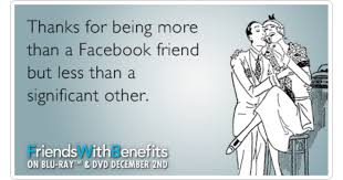 Friends With Benefits Meme - justin timberlake mila kunis friends with benefits funny ecard