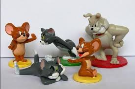 tom and jerry cake topper 2018 tom and jerry figures spike the bulldog cake