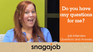 How To Answer Resume Questions Job Interview Questions And Answers Part 7 Do You Have Any