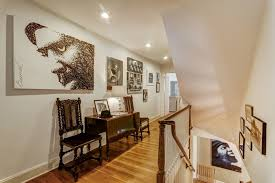 Colonial Home Interior Drenched In Jazz History South Orange Colonial Home Hits The