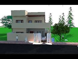 Home Design Pictures In Pakistan 10 Marla House Design In Pakistan Youtube
