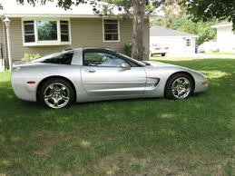 1998 corvette black used corvette for sale
