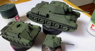 Tamiya Model Spray Paint Bgk Clash Of Reconnaissance Airbrushing Good Bad News