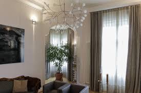 Wohnzimmer Jalousien Wohnzimmer Fensterdeko Aus Seide Adler Wohndesign