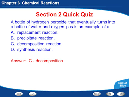 table of contents chapter preview 6 1 observing chemical change