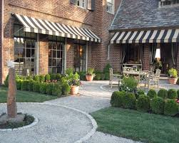 Pea Gravel Patio Pea Gravel Patio Landscape Traditional With Shrubs Traditional