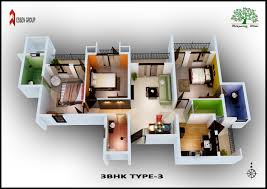 Willow Floor Plan by Essen Whispering Willow