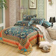 bedding mesmerizing bohemian bedding sets