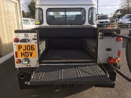 land rover pickup truck used silver land rover defender for sale hertfordshire