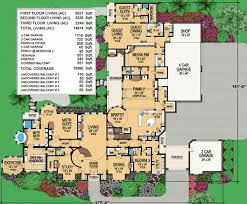 luxury house plans one 118 best house plans images on house floor plans