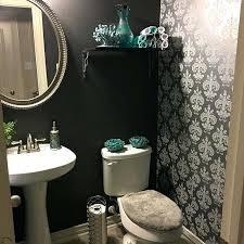 half bathroom tile ideas small half bathroom tiny half bath makeover small bathroom storage