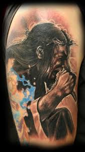 25 jesus tattoos holytaco