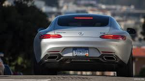 mercedes supercar 2016 2016 mercedes amg gt us spec rear hd wallpaper 180