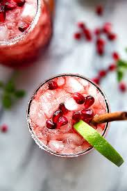 non alcoholic drinks for thanksgiving pomegranate drinks