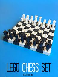 Chess Set How To Make A Lego Chess Set Teach Beside Me