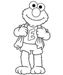 sesame street alphabet free coloring pages kiddos