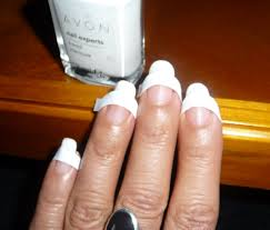 how to get flawless french nails at home zestymag