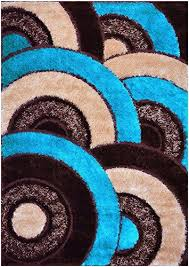 Blue Brown Area Rugs Amazing Chocolate Brown And Turquoise At Rug Studio Intended For