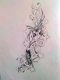 butterflies and tattoos designs best design