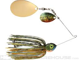 spinnerbait angler assets color blade series spinnerbait