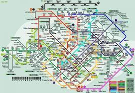 Route Map by Mrt Route Map Mrt Route Map Singapore Republic Of Singapore