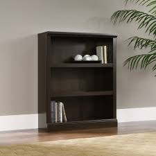 Sauder Harbor Bookcase by Sauder Select 3 Shelf Bookcase 411816 Sauder