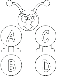 articles with abc coloring book printable tag abc coloring