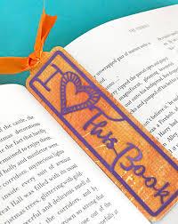 cute valentine bookmark svg file carla schauer designs