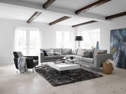 B O Schreibtisch L Form Boconcept Sofa Indivi 2 Designermöbel Von Raum Form