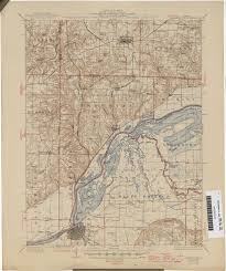 Lake County Illinois Map by