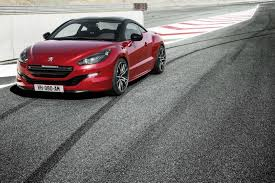 peugeot sports models peugeot boss says no to a successor for the rcz coupe