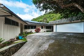 how wide is a two car garage new kaneohe bay view home ideally located in a quiet cul de sac