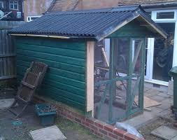 How To Re Roof A Shed With Onduline Corrugated Roofing Sheets by Cost To Build This Shed Page 1 Homes Gardens And Diy