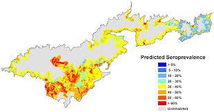 American Samoa Map Leptospirosis In American Samoa U2013 Estimating And Mapping Risk