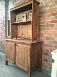 kitchen hutch furniture wooden kitchen pallet hutch pallet furniture plans