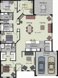 home designs floor plans modern design 4 bedroom house floor plans four bedroom home plans