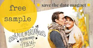 Save The Date Samples Save The Date Sample
