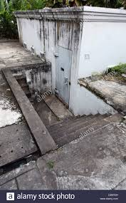 Go Down Stairs by It U0027s A Photo Of Concrete Stairs That Go Down To A Underground Room