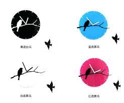 pendule cuisine design pendule de cuisine design pas cher design moderne 3d oiseaux
