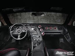 custom supra interior 1995 toyota supra import tuner magazine